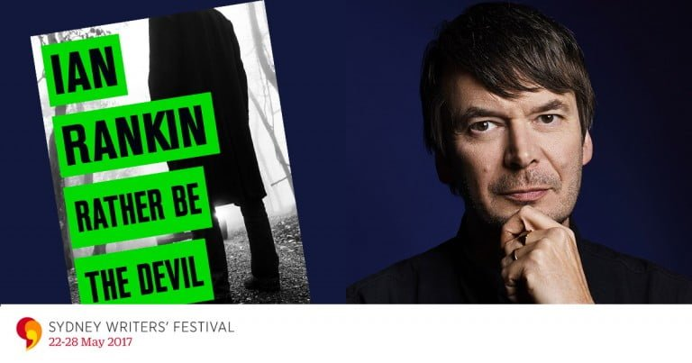 Sydney Writers' Festival Giveaway: Ian Rankin – Rather be the Devil (Parramatta)