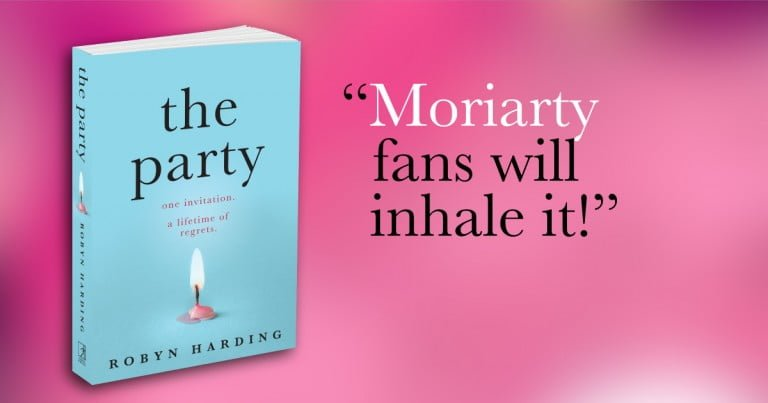 A Conversation with Robyn Harding, author of 'The Party'