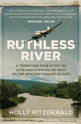Weekend Read: Ruthless River by Holly Fitzgerald