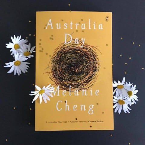 Debut Short Story Collection: Australia Day by Melanie Cheng