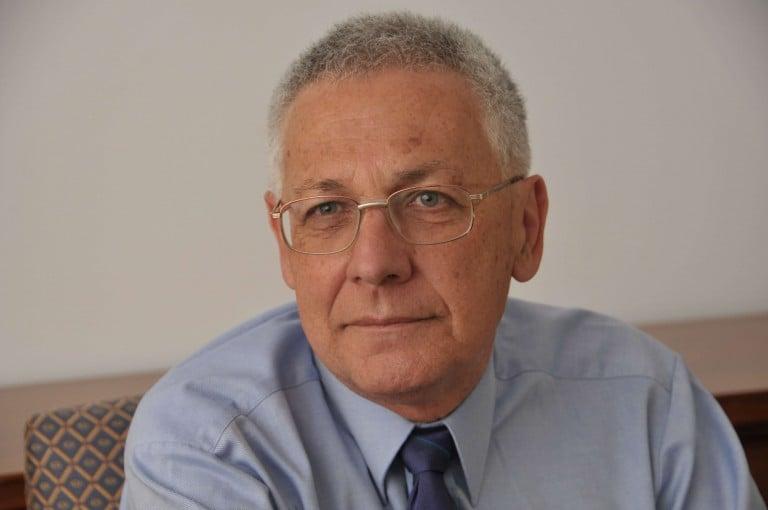 Interview: Harry Blutstein, author of 'Cold War Games'