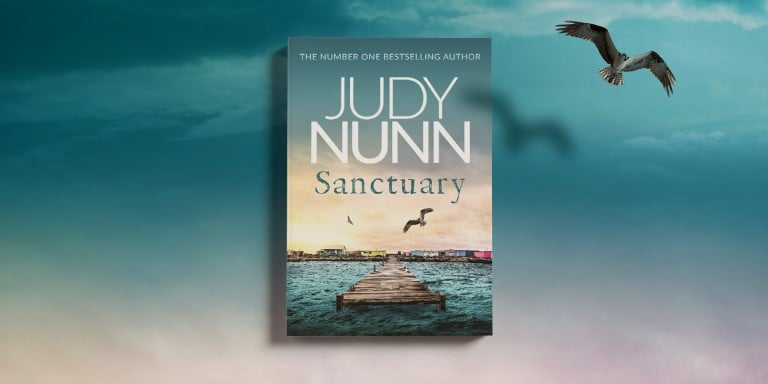 Start Reading Judy Nunn's latest Sanctuary