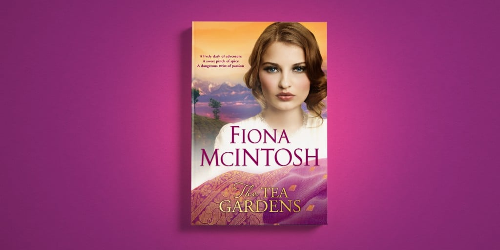 Q&A with Fiona McIntosh: The Tea Gardens