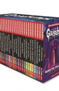 Goosebumps Monster Collection