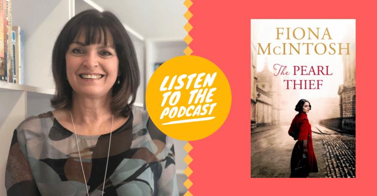 On Life, Love, and Writing: Fiona McIntosh Talks