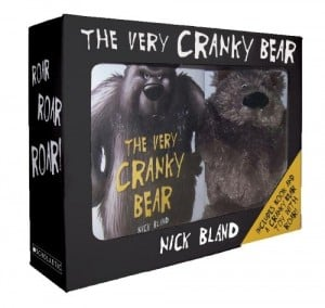 Very Cranky Bear Plush Boxset