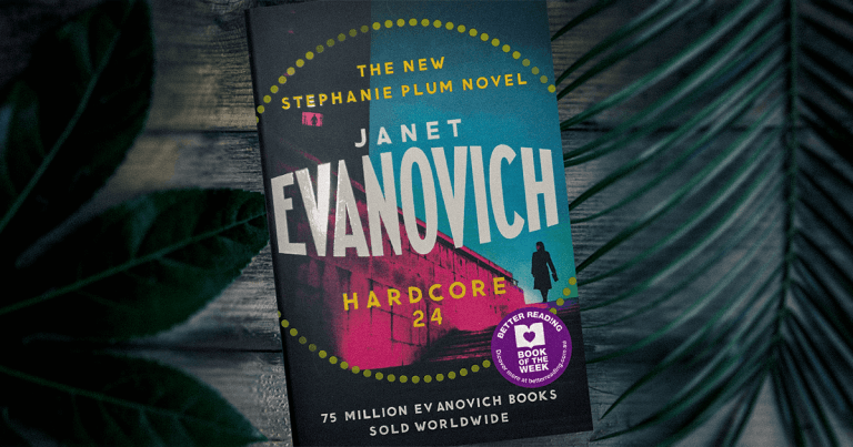 Vintage Evanovich: Start reading Hardcore Twenty-Four by Janet Evanovich