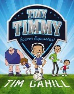 Tiny Timmy: Soccer Superstar!
