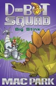 D-Bot Squad 4: Big Stink