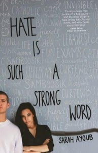 Hate Is Such A Strong Word