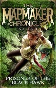 The Mapmaker Chronicles #2: Prisoner of the Black Hawk
