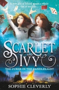 Scarlet And Ivy #5: The Curse in the Candlelight