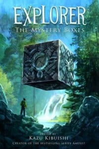 Explorer #1: The Mystery Boxes