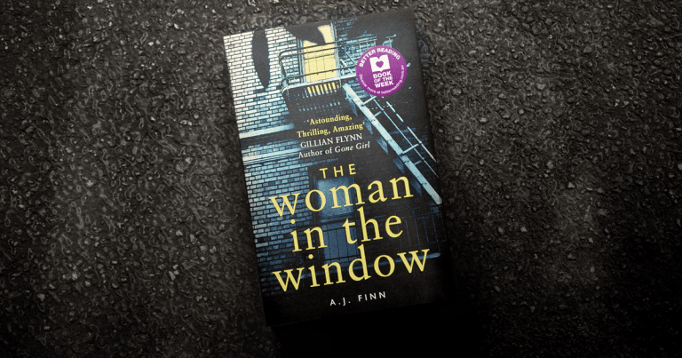 Joe Hill and A. J. Finn Discuss the Woman in the Window