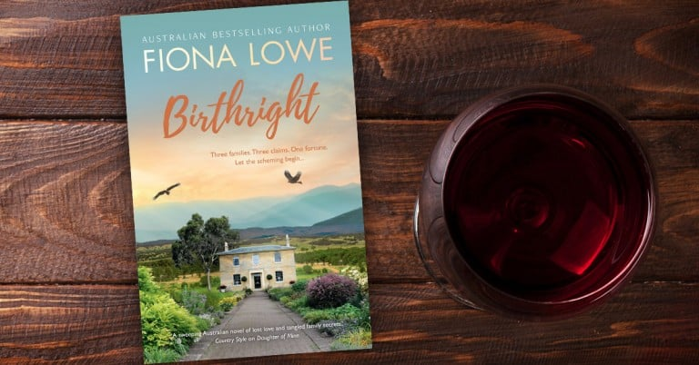 The Inheritance: Read a sample chapter from Fiona Lowe's Birthright