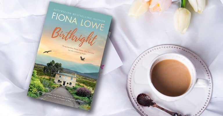Blood Bonds: Fiona Lowe's latest novel shows family life at its best – and worst. . .