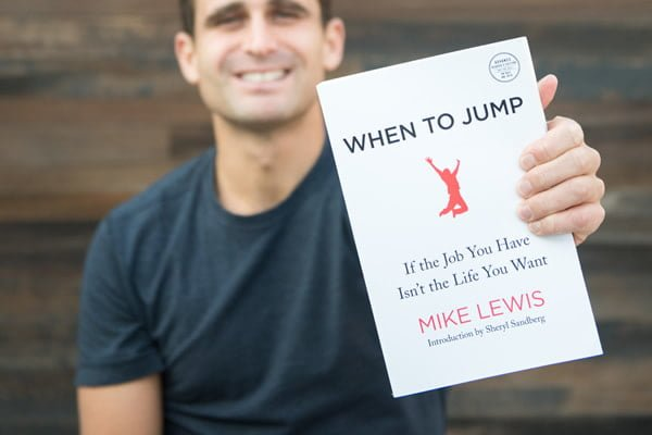 Podcast: Mike Lewis explains the four steps you need to follow to pursue the career of your dreams