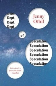 The Dept. of Speculation