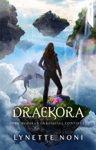 Draekora (The Medoran Chronicles #3)