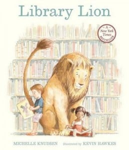 The Library Lion