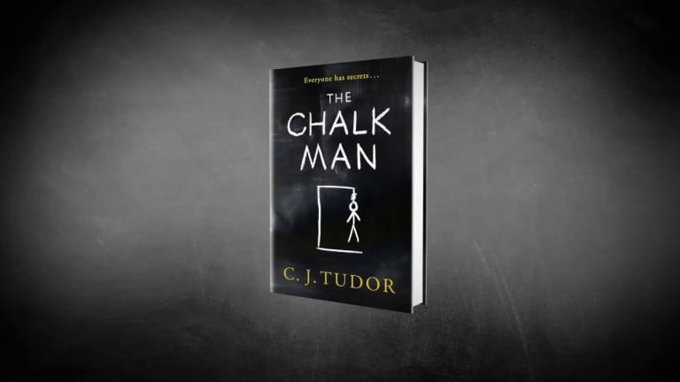 Dark & Creepy: Read our Q&A with C.J. Tudor, author of The Chalk Man