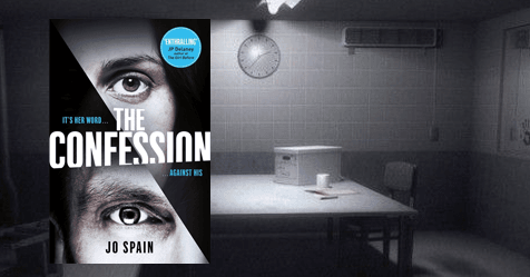 An Exceptional Murder Mystery: a review of The Confession by Jo Spain