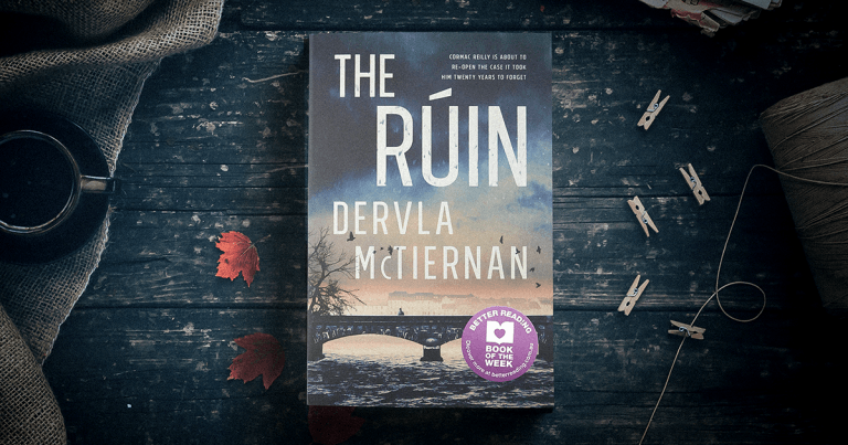 Incendiary Page-Turner: The Ruin by Dervla McTiernan
