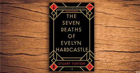 Podcast: A brilliantly original high concept murder mystery with Stuart Turton