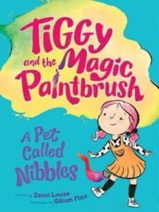 Tiggy And The Magic Paintbrush: A Pet Called Nibbles