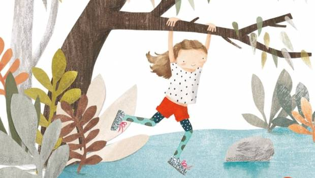 Friendship and Sparkly Shoes: Go Go and the Silver Shoes by Jane Godwin & Anna Walker
