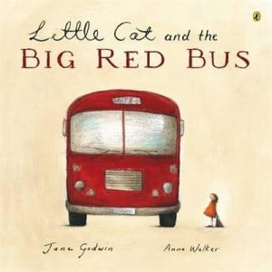 Little Cat and the Big Red Bus