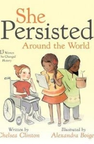 She Persisted ... Around the World