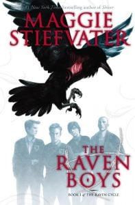 Raven Cycle #1: The Raven Boys