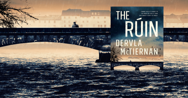 May Book Club: The Ruin by Dervla McTiernan