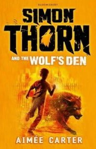 Simon Thorne and the Wolf's Den
