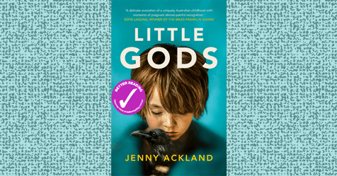 My Missing Sister: read a sample chapter from Jenny Ackland's Little Gods
