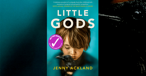 The Secrets My Family Are Hiding: Little Gods by Jenny Ackland