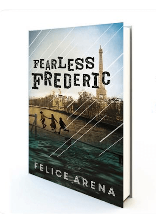 Frederic Triumphs: Review Fearless Frederic by Felice Arena
