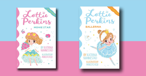 Childhood Dreams: Lottie Perkins author Katrina Nannestad