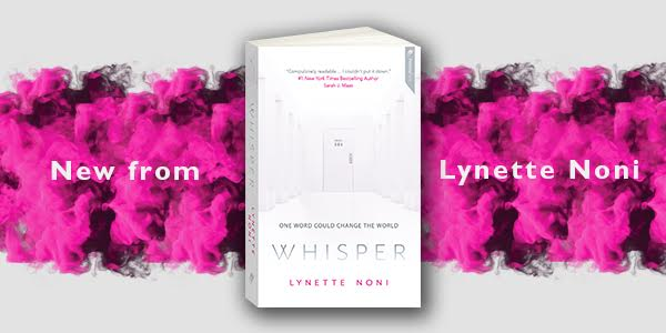 The monster within: Review of Whisper by Lynette Noni