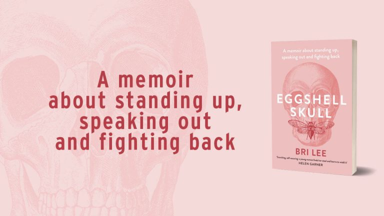 Better Reading Giveaway: Eggshell Skull by Bri Lee
