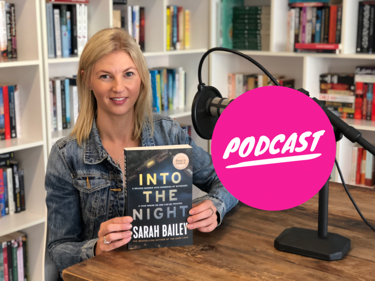 Podcast: Crime Talk with Sarah Bailey
