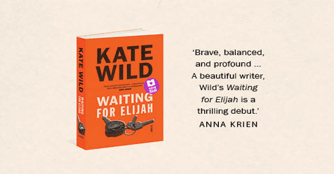 A beautifully written excerpt that will make you shiver, from Kate Wild's brilliant true crime book, Waiting For Elijah