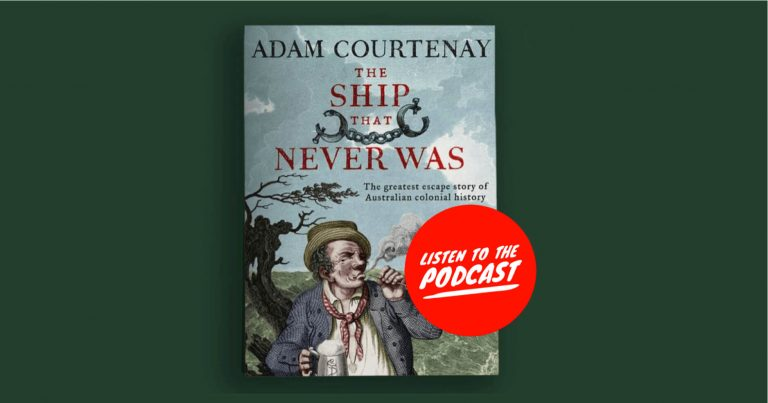 Podcast: The next in line with Adam Courtenay