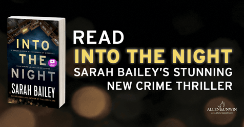 Duplicate murder mystery: Read a sample chapter from Into the Night by Sarah Bailey