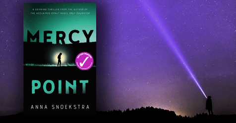 Riveting Teen Mystery: Read an extract from Mercy Point by Anna Snoekstra