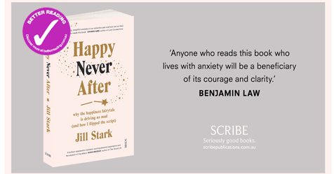 Hilarious, Raw, Uplifting: Review of Happy Never After by Jill Stark