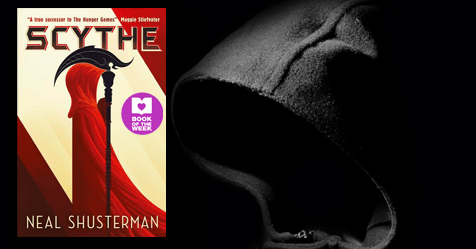 Dark, Thrilling Sci-Fi: Review of Scythe by Neal Shusterman