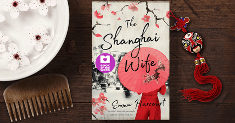 Love and Danger in Shanghai: Read a sample chapter of The Shanghai Wife by Emma Harcourt