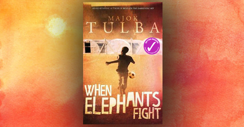Magical Storyteller: Review of When Elephants Fight by Majok Tulba